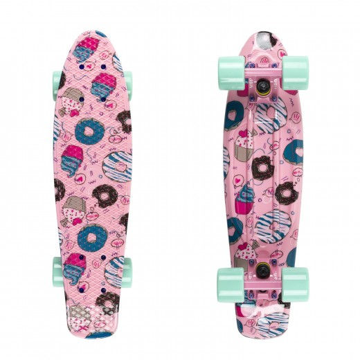Donuts/Pink/Summer Green