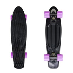 Black/Black/Summer Purple
