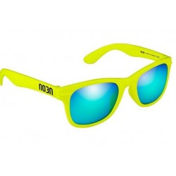 Neon Happy Yellow Fluo/Mirror Blue