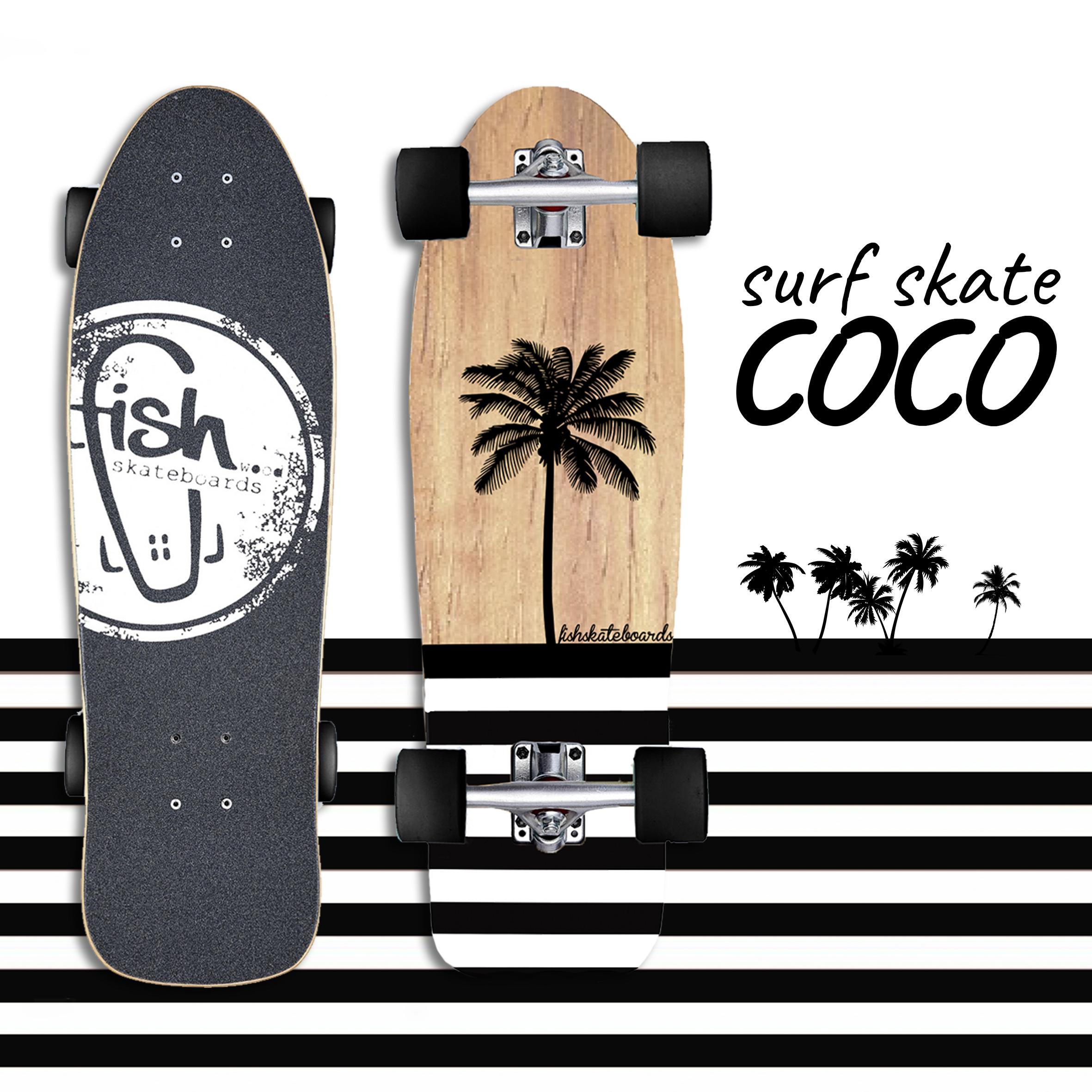 surfskate fala