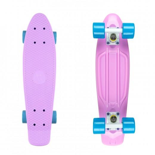 Summer Purple/White/Summer Blue