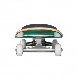 Skate Robot/Silver/White