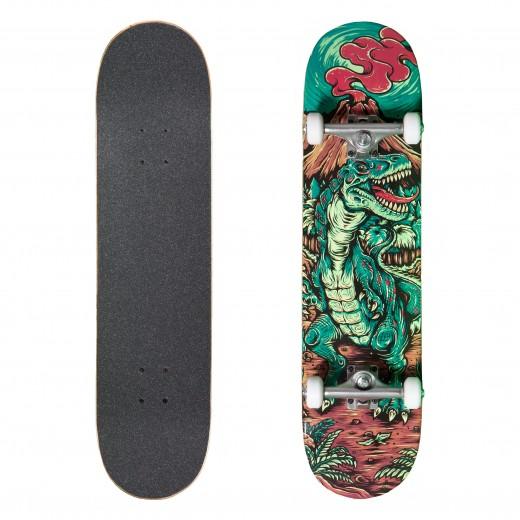 Skate T-rex/sil/whi