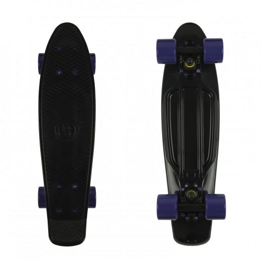 Black/Black/Purple