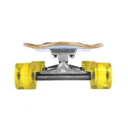Cruiser Szczupak/Silver/Transparent Yellow