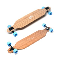 Carve Bamboo Longboard 104 cm Flex1 HB Boards