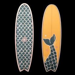 Deska Surfingowa Drifter 6'4 Special Edition