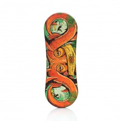 Trickboard Classic Octopus Orange + wałek