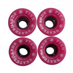 Kółka pink 59mm/78A