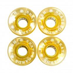 Kółka świecące yellow 59mm/78A