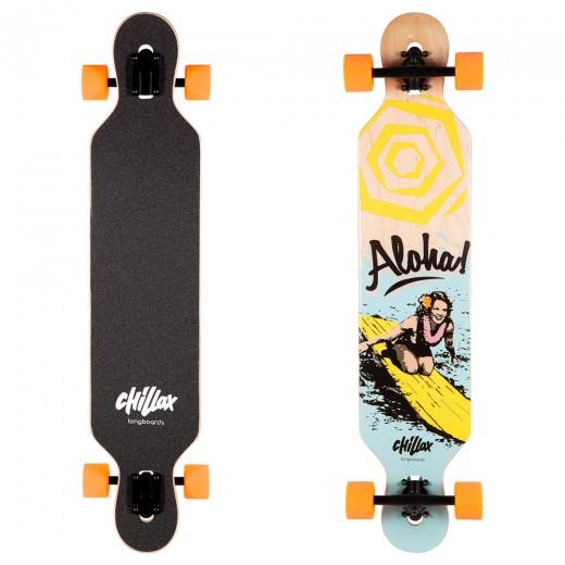 Longboard Chillax Aloha 106,5 cm