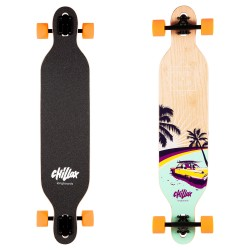 Longboard Chillax Caddy Purple 104 cm