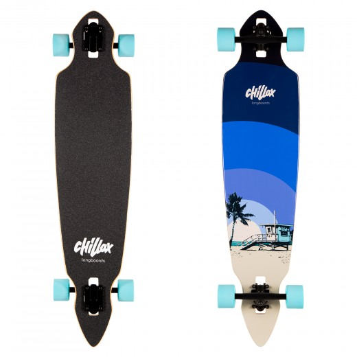 Longboard Chillax Beachhouse Moonshine 104 cm