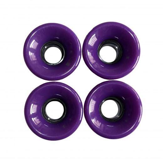 Kółka purple 59 mm/78A
