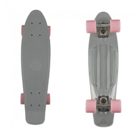 Grey/Silver/Summer Pink