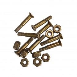 Montażówki gold 27mm