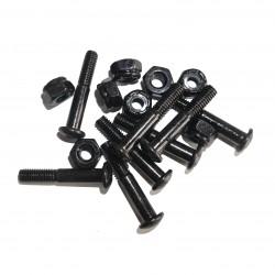 Montażówki black 31 mm