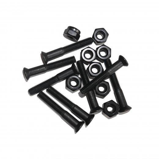 Montażówki black 34mm