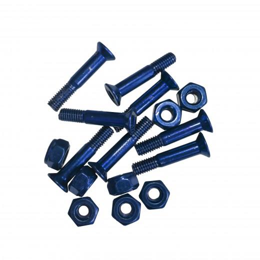 Montażówki blue 27mm