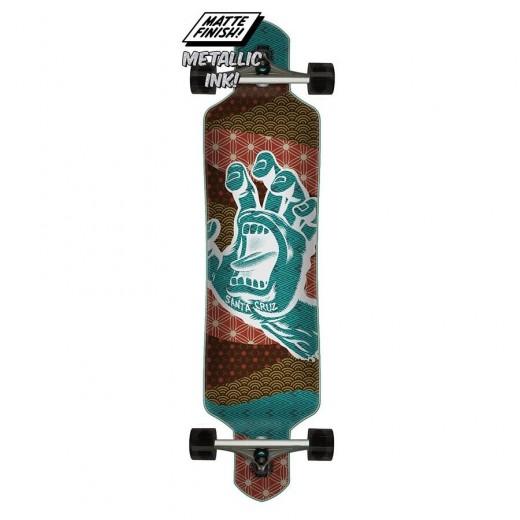 "Longboard Santa Cruz Monyo Hand 9,2"" x 41"""