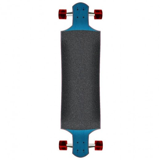 "Longboard Santa Cruz cruzer Dot Reflection Drop Down 10,0"" x 40"""