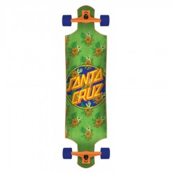 "Longboard Santa Cruz Vacation Dot Drop Down 10,0"" x 40"""