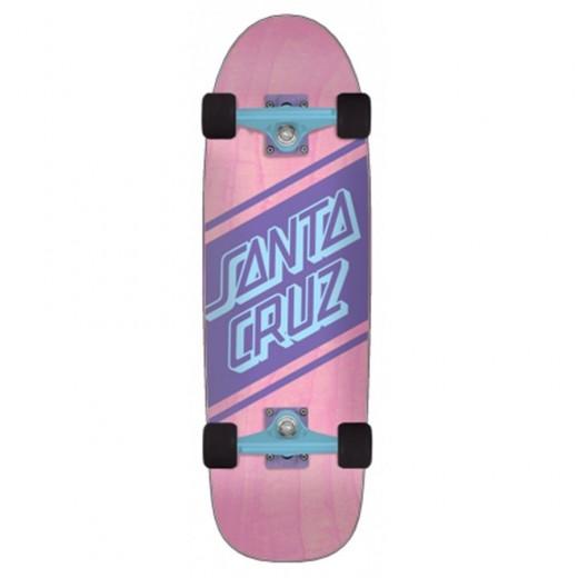 """Deskorolka cruzer Santa Cruz Street Skate Pink 8.79"""" x 29.5"""""""