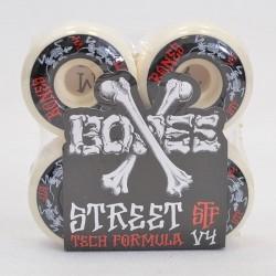 Koła Bones V4 Series Annuals 54 Bones Streettech Formula