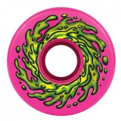 Koła do deskorolki Santa Cruz Slime Balls OG Slime 78A neon pink 66mm