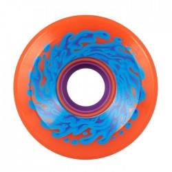 Koła do deskorolki Santa Cruz Slime Balls OG Slime 78A 66mm red / purple