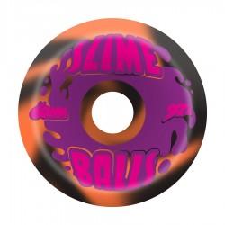 Koła do deskorolki Santa Cruz Slime Balls Splat Vomits 97A black / orange swirl 60mm