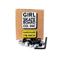 """Montażówki Girl Skateboards Hardware Imbus 7/8"""""""