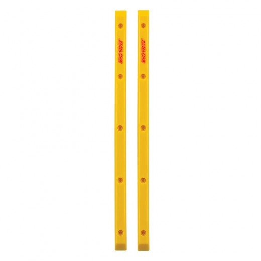 Railsy Santa Cruz Smile Rails yellow (zestaw 2szt.)