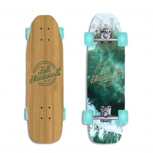 Surfskate Choppy