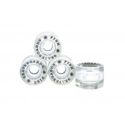 Kółka świecące white 59mm/78A