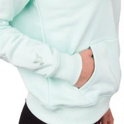 Bluza damska z kapturem Nervous Hood ND FA19 Classic mint