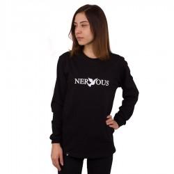 Longsleeve damskI Nervous FA19 Classic black