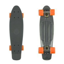 Grey/Grey/Orange