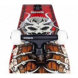Deskorolka BirdHouse Stage 3 Hawk gladiator red 8.125