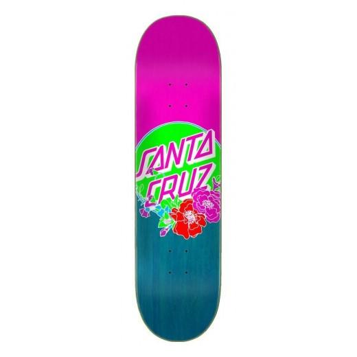 "Blat SANTA CRUZ Floral Dot Taper 8.5"" X 32.10"""
