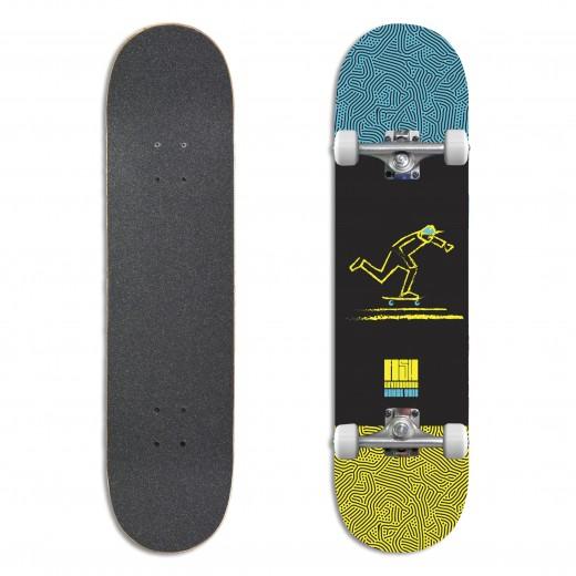 "Fish Skateboards Standard 8.0"" Push"