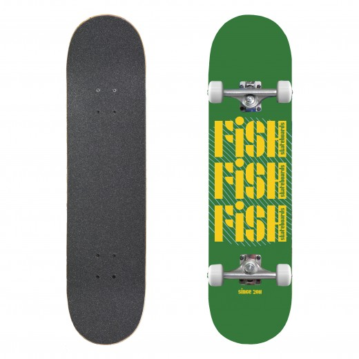 Deskorolka Fishskateboards Pele 8.0