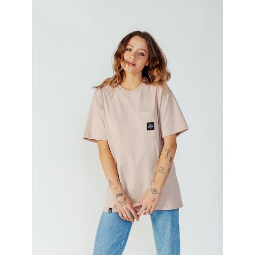 Koszulka Pocket Classic Sand