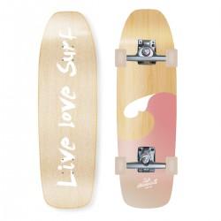 Fish Surf Skate Wave