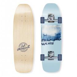 Fish Surf Skate Blue