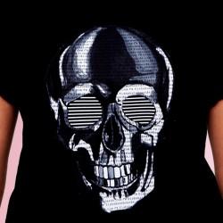 Black Skull Tee