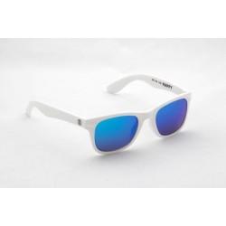 Neon White/Mirror Blue