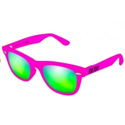 Neon Green Pink Fluo/Mirror Green