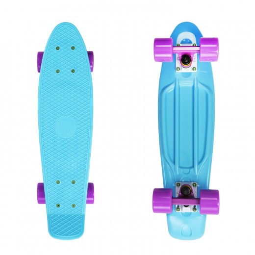 Summer Blue/White Purple/Purple