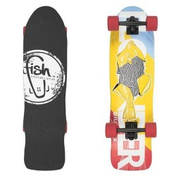Cruiser Flounder/Black/Red